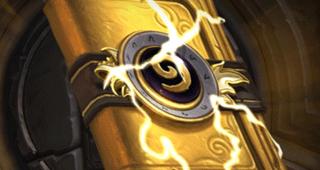 Paquet classique doré