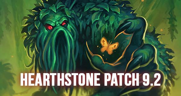 patch 9.2 hearthstone : toutes les nouveautes de la mise a jour