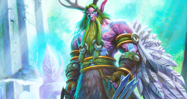 des informations concernant l'equilibrage du druide la semaine prochaine
