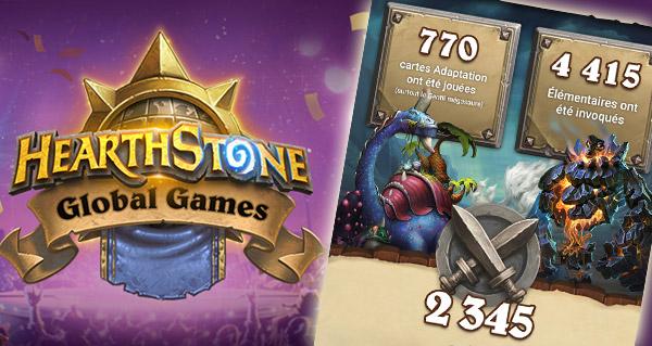 hearthstone global games : l'infographie de tous les matchs devoilee