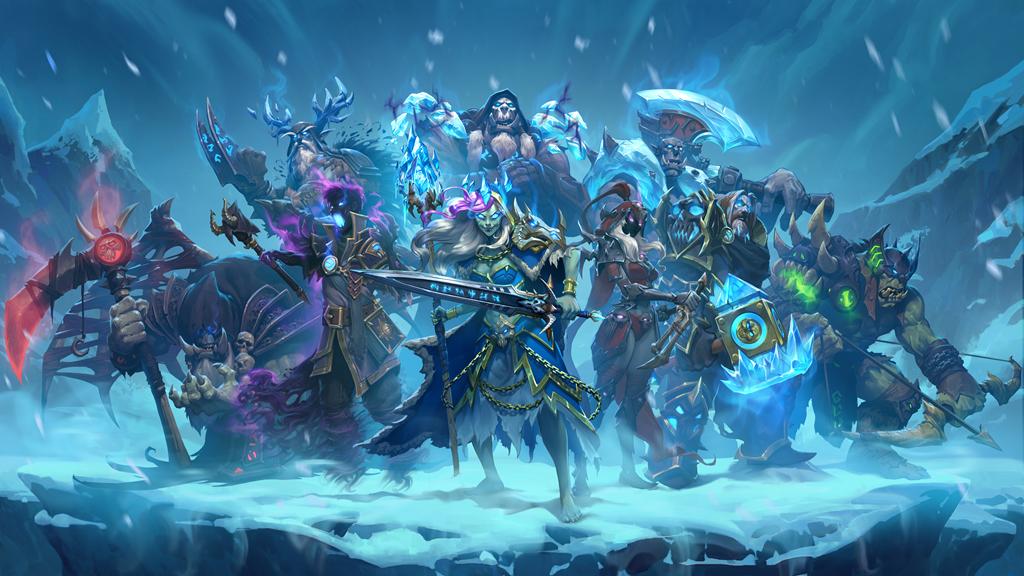Les chevaliers de la mort du Trône de glace