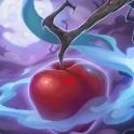 Carte Pomme du bois Maudit
