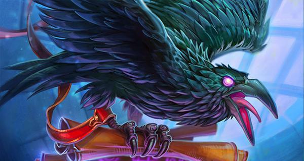 bras de fer hebdomadaire : benediction du corbeau
