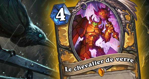 bois maudit : le chevalier de cristal serviteur legendaire paladin