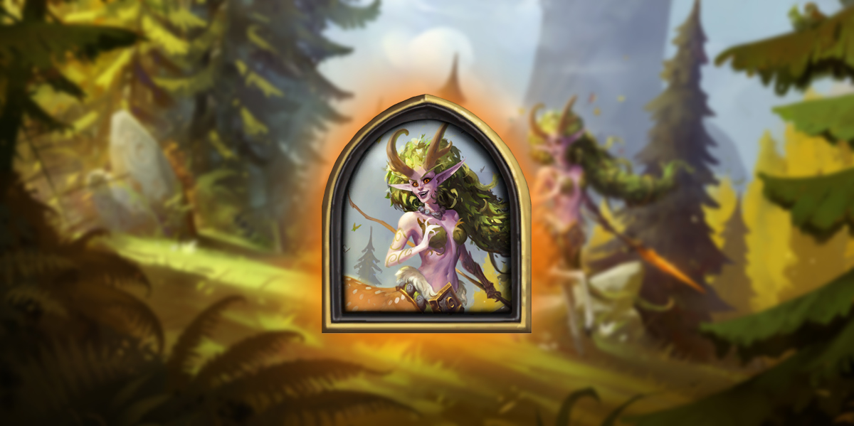 L'héroïne alternative Druide Lunara