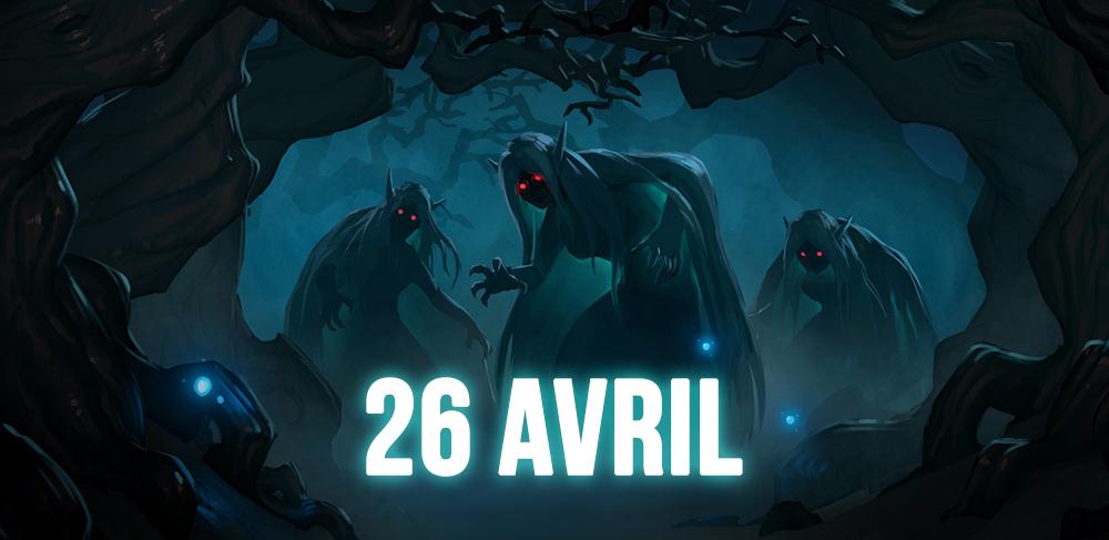 Le mode de jeu Chasse aux monstres ne sera disponible qu'à partir du 26 avril