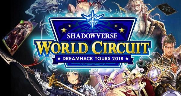 shadowverse : remportez la dreamhack tours en envolez-vous pour le tokyo
