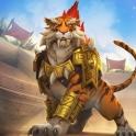 Carte Shirvallah, la tigresse