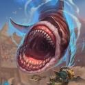 Carte Gral, le requin