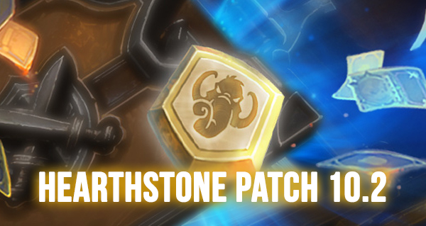 patch 10.2 de hearthstone : equilibrage, evenement et pack du mammouth