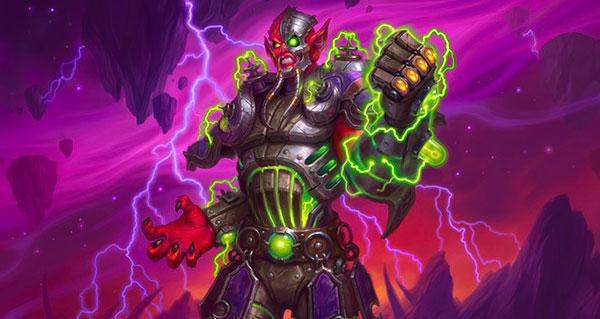 projet armageboum : nouveau heros demoniste meca-jaraxxus