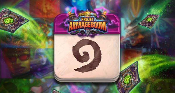 the boomsday project : calendrier des revelations de cartes