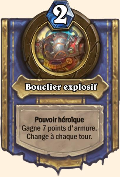 Bouclier explosif
