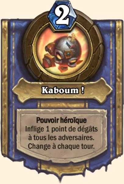Kaboum !