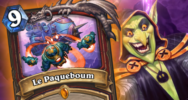 armageboum : sort legendaire guerrier