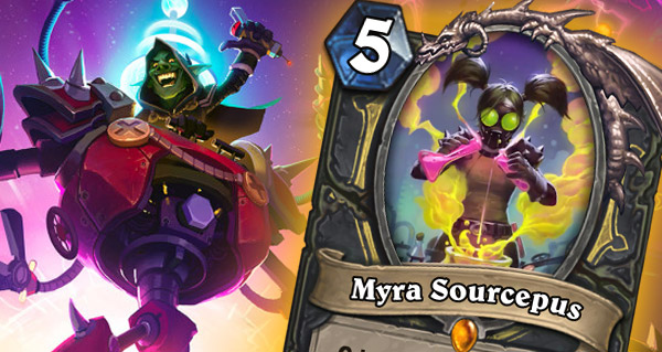 armageboum : myra sourcepus, serviteur legendaire voleur