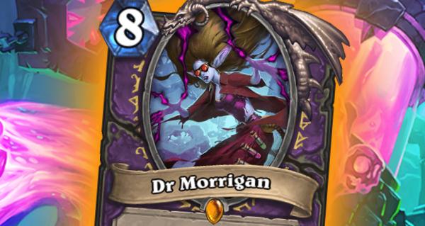 armageboum : dr morrigan, serviteur legendaire demoniste