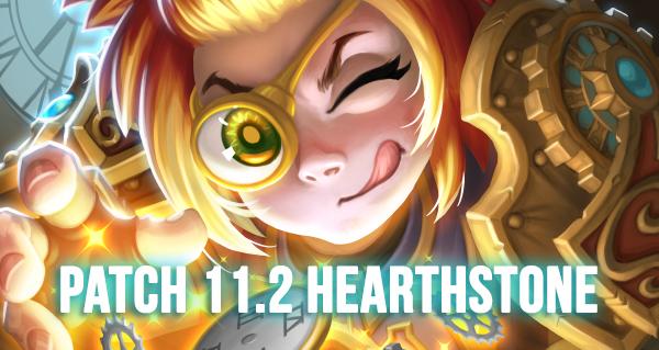 patch 11.2 hearthstone : toutes les infos sur la mise a jour