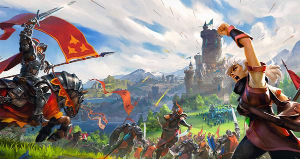 albion online : le jeu debarque sur steam a partir du 16 mai
