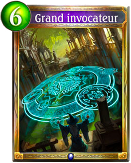 Sort carte Shadowverse
