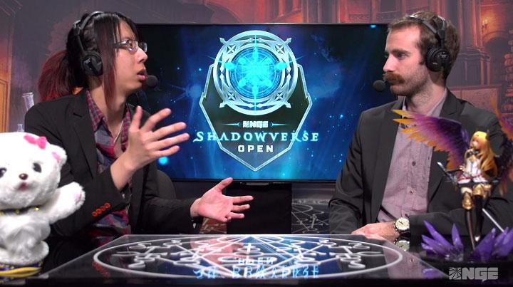Un grand tournoi Shadowverse était organisé à la Japan Expo 2017.