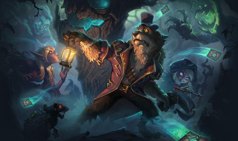 La Chasse aux monstres est le nouveau mode de jeu solo de Hearthstone