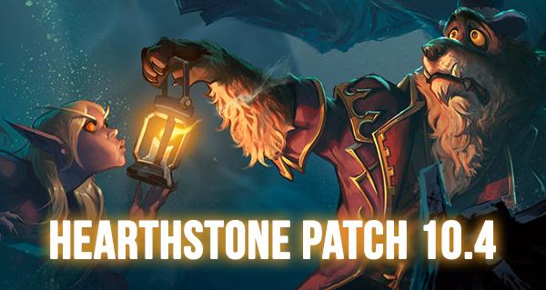 patch 10.4 hearthstone : toutes les infos sur la mise a jour