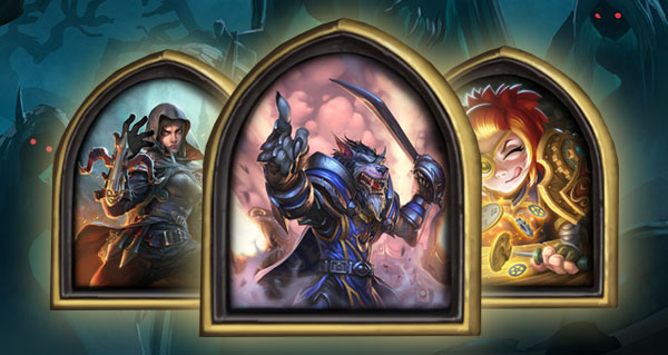 chasse aux monstres : guide du mode solo bois maudit hearthstone