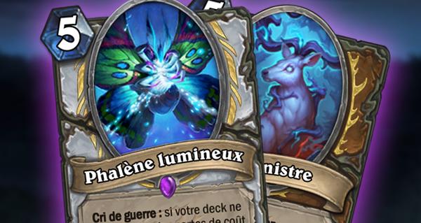bois maudit : 4 nouvelles cartes revelees
