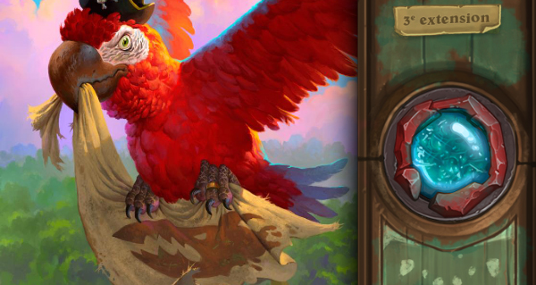 troisieme extension hearthstone 2018 : indices et speculations