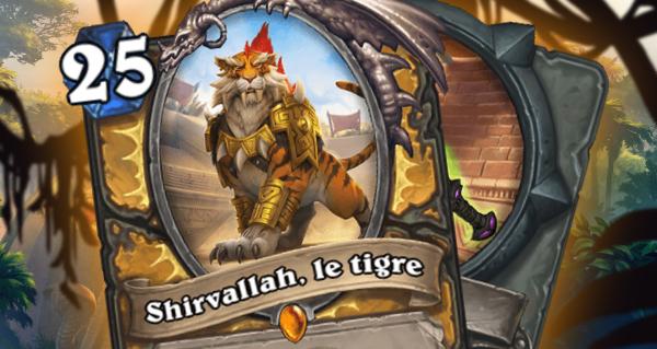 jeux de rastakhan : les quatre premieres cartes de l'extension