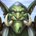 Carte Chaman Loa Champion troll Esprit Hearthstone