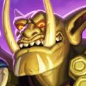 Carte Mage Loa Champion troll Esprit Hearthstone