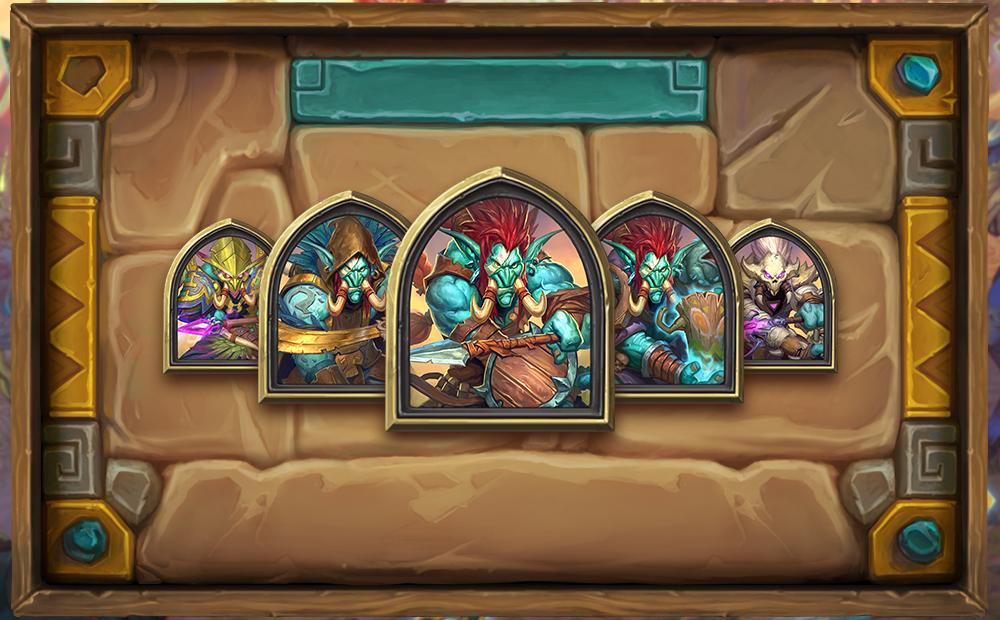 Rikkar est le héros des Jeux trolls