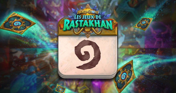 extension rastakhan : calendrier des revelations de cartes