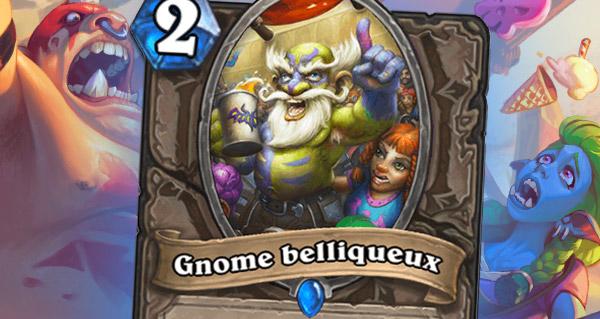 jeux de rastakhan : carte gnome belligerant