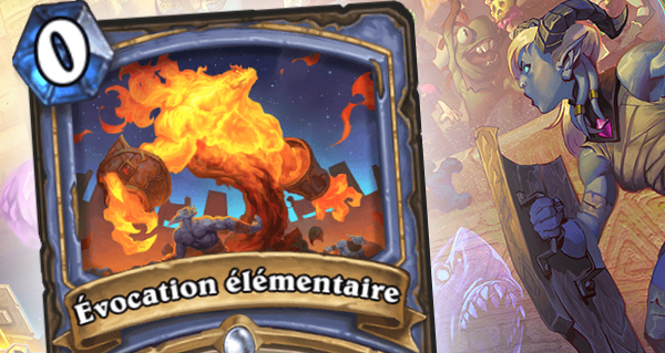 rastakhan : sort mage commun evocation elementaire