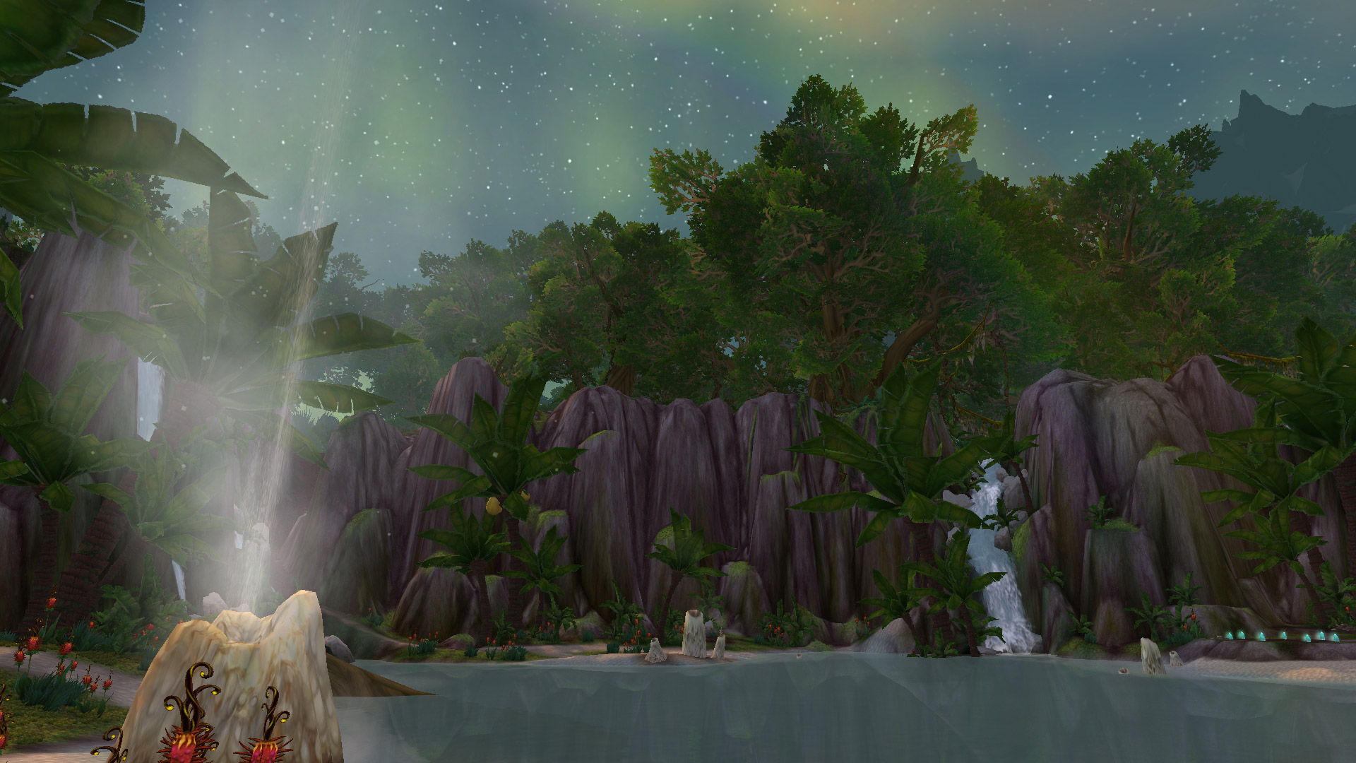 Bassin de Sholazar dans World of Warcraft