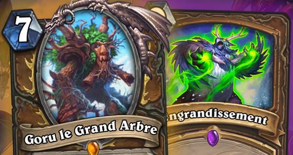 envol des dragons : 3 nouvelles cartes dont une legendaire druide