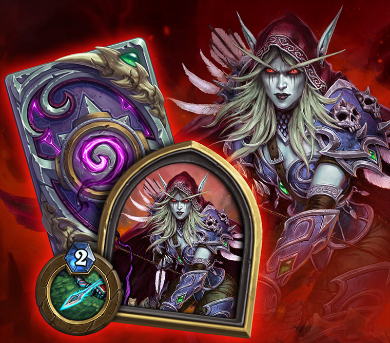 Héros alternatif Chasseur : Sylvanas Coursevent