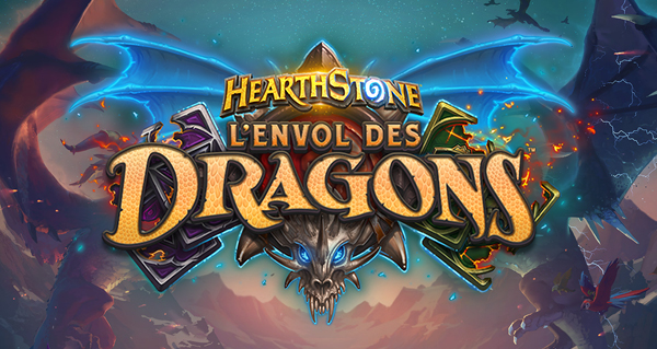 envol des dragons : de world of warcraft a hearthstone