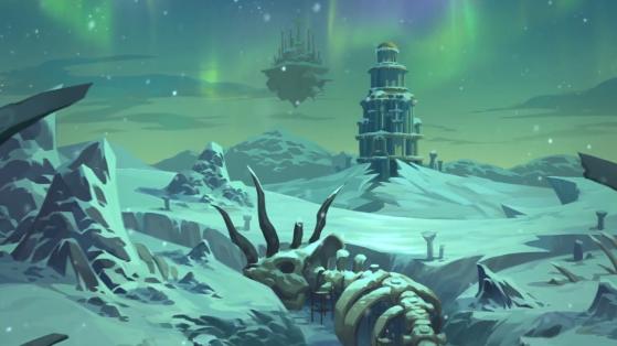 Le squelette de Galakrond, le Temple du Repos du ver et Dalaran