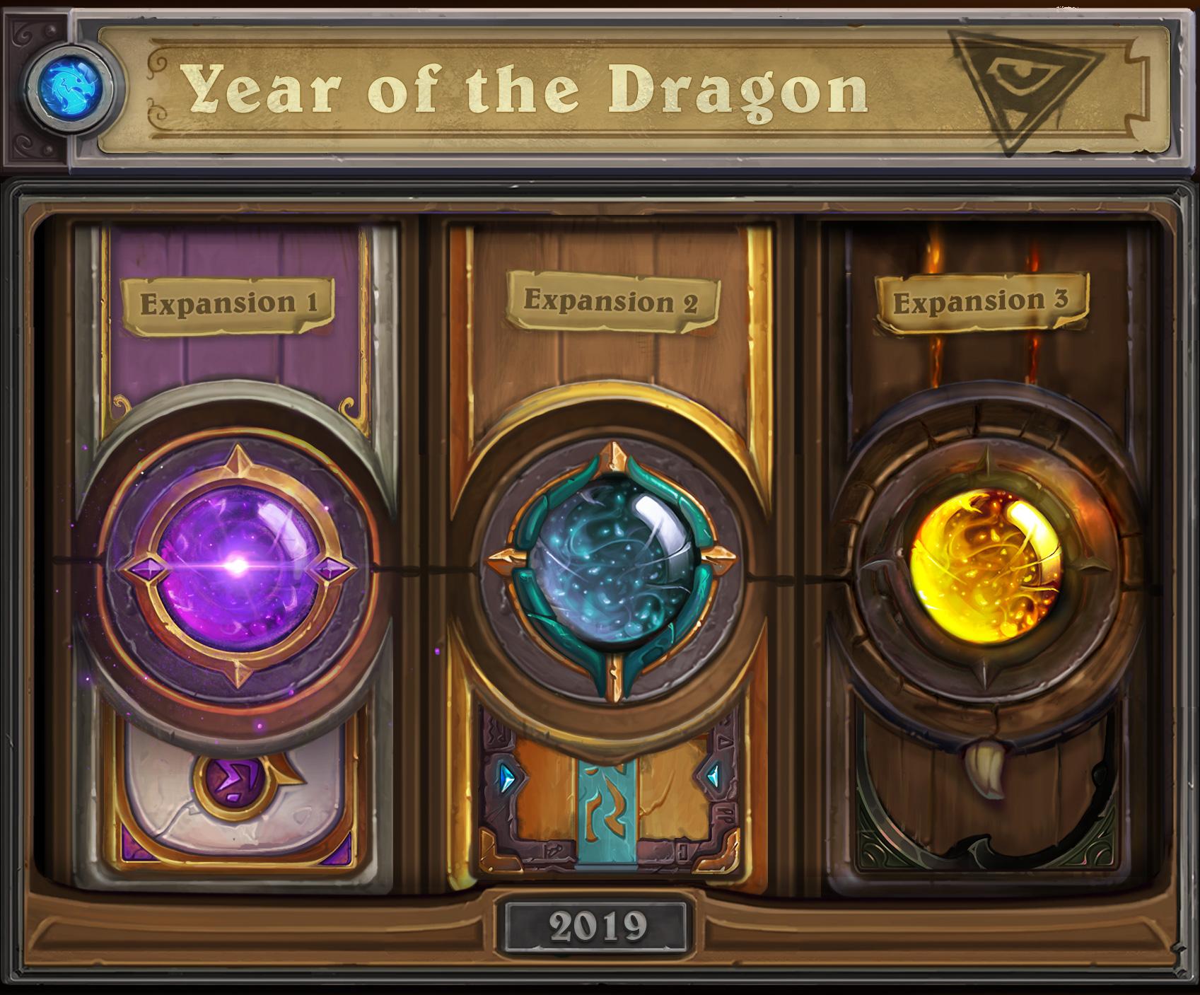 Extensions de l'année du Dragon