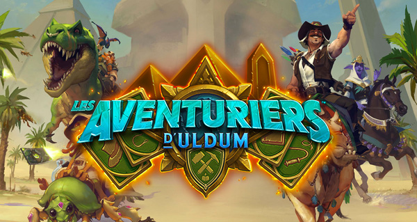 aventuriers d'uldum : quetes, reincarnation et mode solo