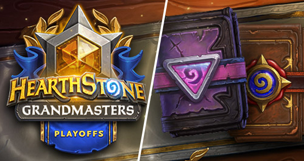 qualifications des grandmasters : remportez des paquets de cartes hearthstone !