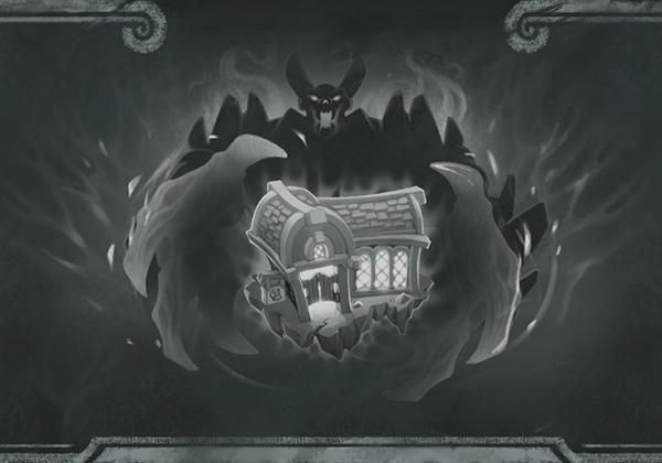 Grand méchant raid  : Fireside Gatherings