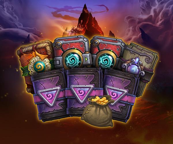 Des quêtes légendaires sont disponibles pendant l'événement Hearthstone