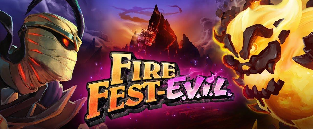 Les développeurs continueront d'ajouter du contenu entre les extension comme la Fête du feu