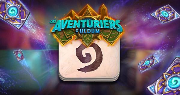 uldum : le calendrier des revelations de cartes