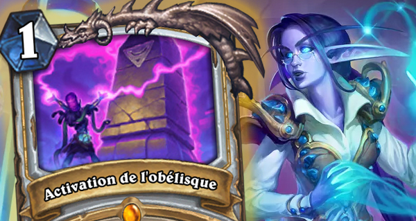 activation de l'obelisque : nouvelle quete legendaire du pretre
